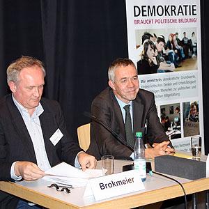 Brokmeier und Dr. Franzius