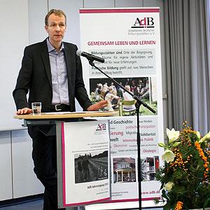 Jahrestagung: Vortrag v. Matthias Krupa, DIE ZEIT, Büro Brüssel