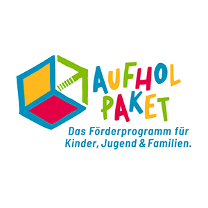 Aufholpaket - Das Förderprogramm für Kinder, Jugend & Familien