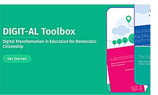 """Reader-Reihe """"Smart City – Smart Teaching""""   Download unter https://dttools.eu/"""