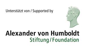 Unterstützt von/Supported by Alexander von Humboldt-Stiftung/Foundation
