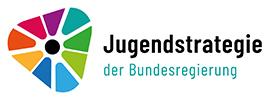 Logo der Jugendstrategie der Bundesregierung
