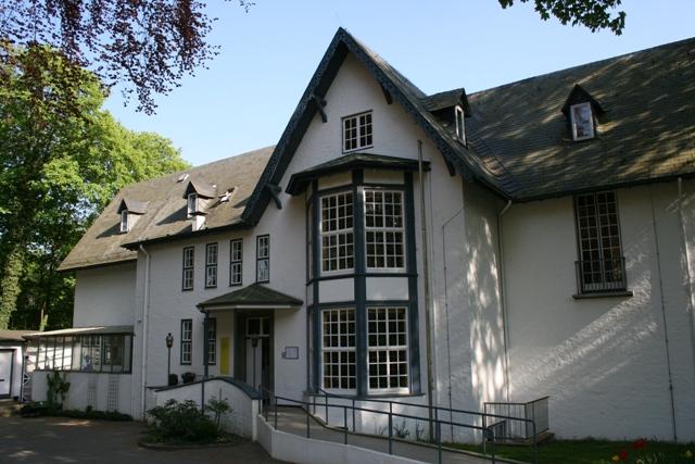 Haupthaus des Tagungshauses Bredbeck