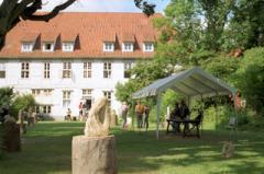 Richterwohnhaus und Park zur Ilmenau...