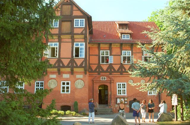 Amtsgericht: Das GSI in historischen Gebäuden...