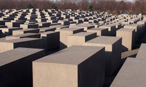 Holocaust-Mahnmal – Denkmal für die ermordeten Juden Europas in Berlin