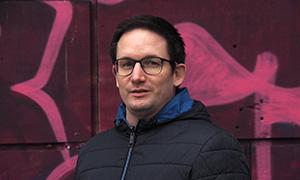 Tim Schrock - neuer Kollege in der AdB-Geschäftsstelle