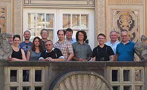 Mitglieder der Kommission in Bad Kissingen