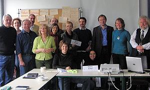 AdB-Kommission Europ. und Int. Bildungsarbeit in Würzburg
