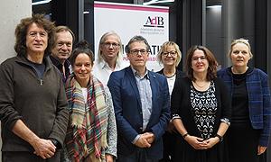 Der neu gewählte AdB-Vorstand