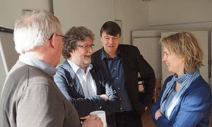 AdB-Kommission Erwachsenenbildung im Gespräch mit Ulrika Engler, Direktorin der Nds. Landeszentrale für politische Bildung