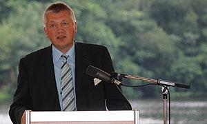 Dr. Thomas Südbeck, Leiter der HÖB (Foto: HÖB)