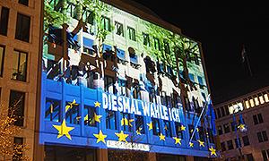 Europa aktiv mitgestalten