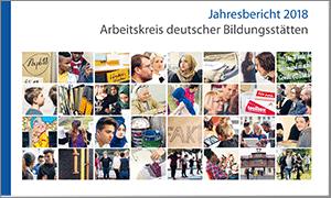 AdB-Jahresbericht 2018: Politische Bildung mit Haltung