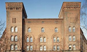 Sitz des Bildungszentrums dock europe e. V. – als Teil einer Genossenschaft in einer ehemaligen Kaserne