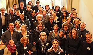 Teilnehmer*innen an der gemeinsamen Kommissionssitzung in St. Andreasberg