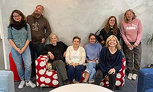 Die Mitglieder der AdB-Kommission Geschlechterreflektierte Bildung