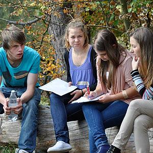 Politische Jugendbildung