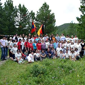Mongolei 2011