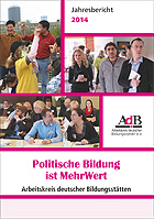 """""""Politische Bildung ist MehrWert"""" - AdB-Jahresbericht 2014"""