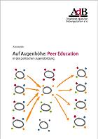 Arbeitshilfe: Auf Augenhöhe: Peer Education in der politischen Jugendbildung