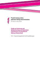 Praxisforschung nutzen, politische Bildung weiterentwickeln