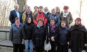 Teilnehmende der AdB-Fachtagung für Hauswirtschaftsleitungen
