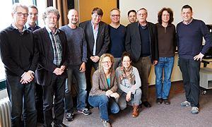 Mitglieder der Kommission Erwachsenenbildung