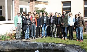 Die Mitglieder der AdB-Kommission Verwaltung und Finanzen