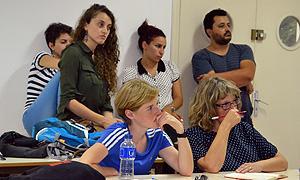 """Qualifizierungsangebot """"Flucht und Geflüchtete - Thema und Zielgruppe politischer Bildung"""""""