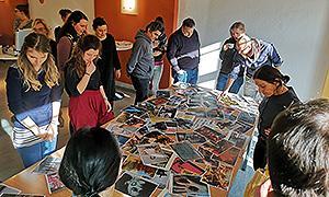 Privates & öffentliches Erinnern - die Jugendbildungsreferent*innen während der ZAT