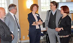 Beim Jugendpolitischen Netzwerktreffen am 4. Juli 2016 im HdJ, Berlin