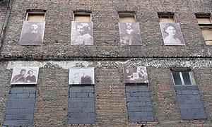 Erinnerung an das Warschauer Ghetto