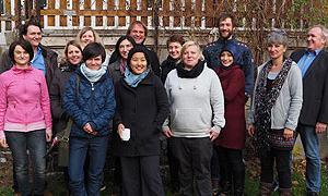 Teilnehmende der Gemeinsamen Projektgruppentagung