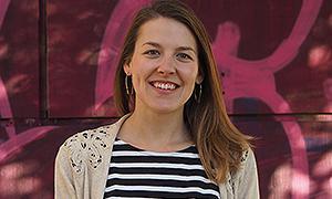 Bundeskanzler-Stipendiatin Katja Greeson forscht für ein Jahr zu politischer Jugendbildung in Deutschland