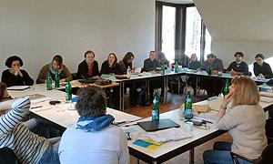 AdB-Kommission Europäische und Internationale Bildungsarbeit in der Stiftung WannseeFORUM Berlin