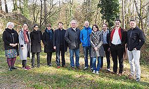 Mitglieder der AdB-Fachkommission Erwachsenenbildung