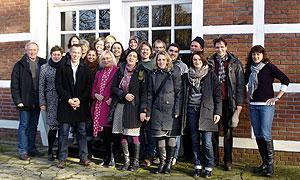 Gemeinsame JBR Projektgruppensitzung im ABC Bildungs-und Tagungszentrum in Drochtersen-Hüll