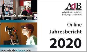 AdB-Jahresbericht 2020 online erschienen