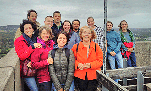 AdB-Kommission Europäische und Internationale Bildungsarbeit tagt in der Jugendbildungsstätte Freizeitwerk Welper