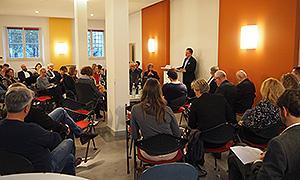 Praxis trifft Politik - Jugendpolitisches Netzwerktreffen im HdJ