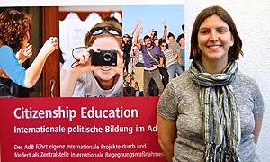 Bruna Pretzel, Bundeskanzler-Stipendiatin bei der Alexander von Humboldt Stiftung