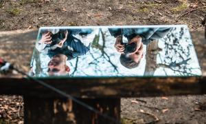 Politische Jugendbildung im wannseeFORUM, Foto: Andi Weiland