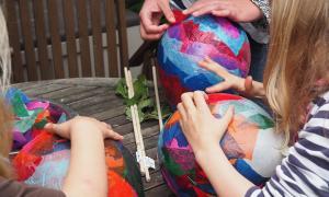 Kinder als Zielgruppe eines neuen Modellprojekts im AdB