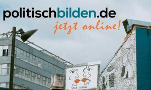 Plattform politischbilden.de ist online!