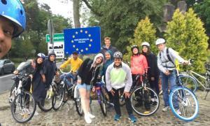 Deutsch-tschechische Fahrradtour, Foto: Mostar Friedensprojekt e. V.